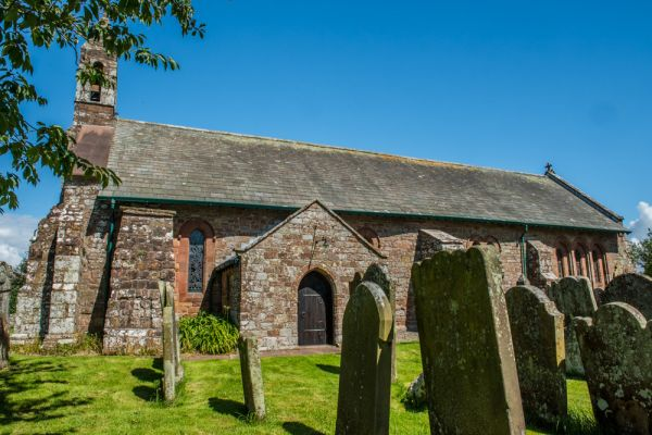 Bowness-on-Solway photo, St Michael's church