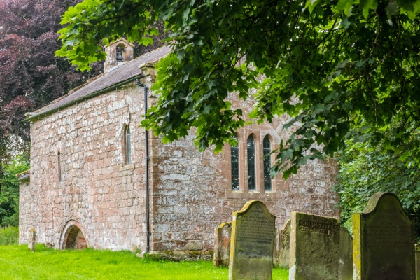 Brampton Old Church Cumbria History Photos