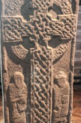 Brechin, The Aldbar Stone, Brechin Cathedral