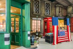 Bressingham Steam and Gardens, The Dad's Army Collection exhibit