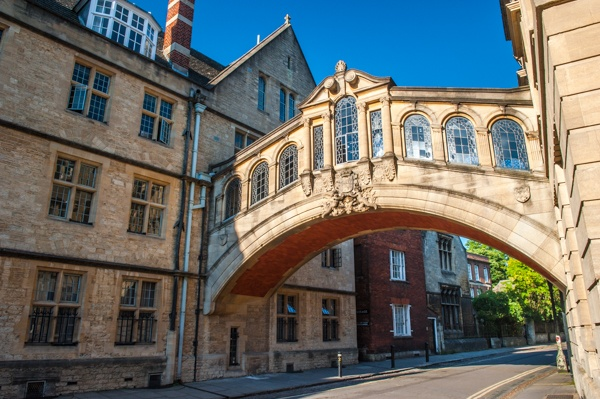 Bridge of Sighs, Hertford College