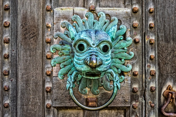 The Brougham knocker