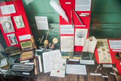 The Rowland Hill postal exhibit