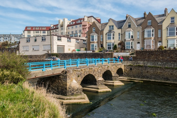 Bridge across the River Neet, Bude