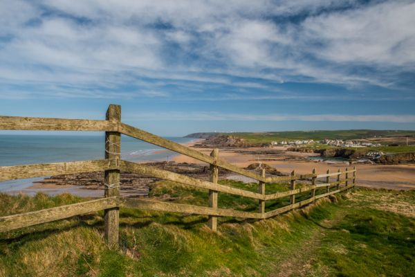Bude photo, Bude Haven from Compass Point