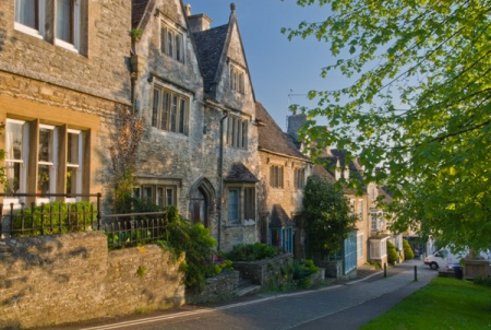 Burford, Oxfordshire