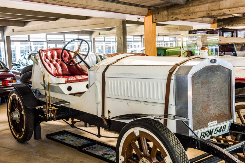 1921 Rolls Royce Phantom customised for the film Chitty Chitty Bang Bang