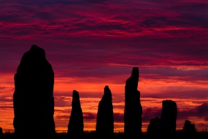 Callanish at 3 am