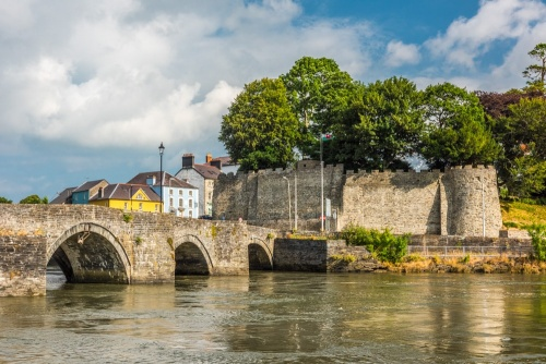 Cardigan Castle, History, Photos & Visiting Information