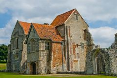 The Abbot's Lodging at Castle Acre Priory