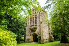 Cerne Abbey gatehouse