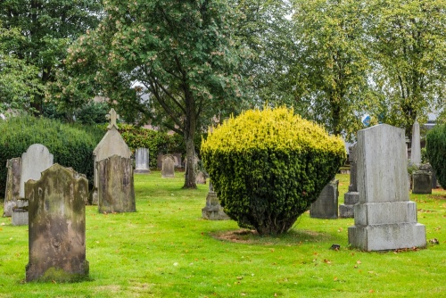 Chapel Yard Cemetery, Inverness