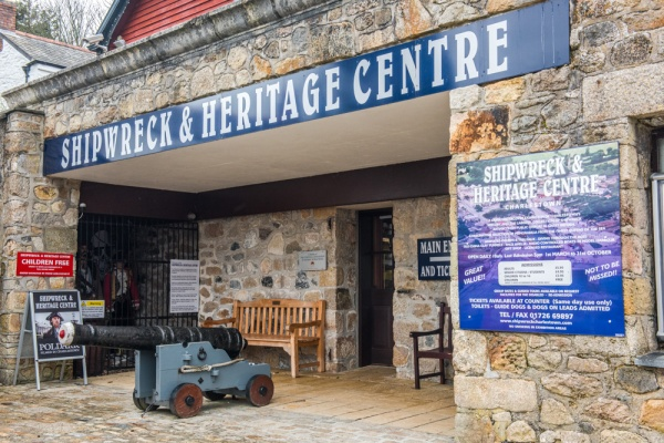 The popular Shipwreck Heritage Centre