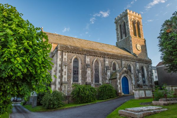 Charmouth photo, St Andrews church, Charmouth