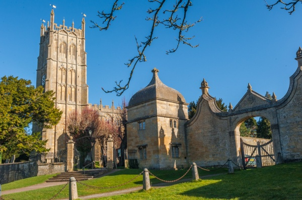 St James church, Chipping Campden
