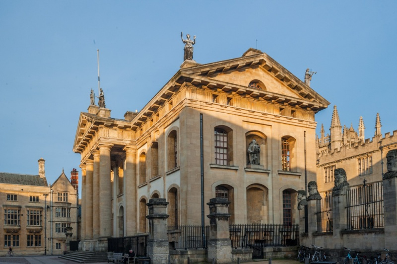 The Clarendon Building