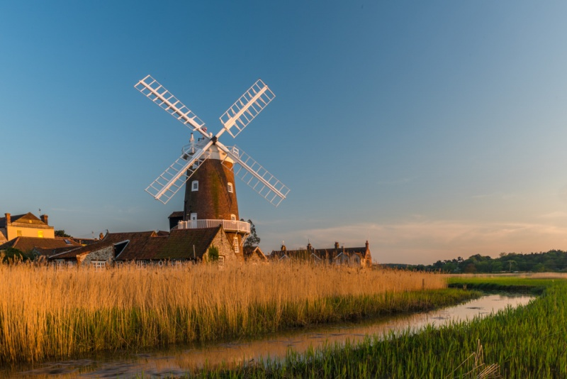 Cley-next-the-Sea Mill