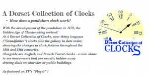 Dorset Clock Collection
