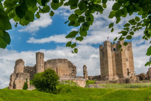 Conisborough Castle
