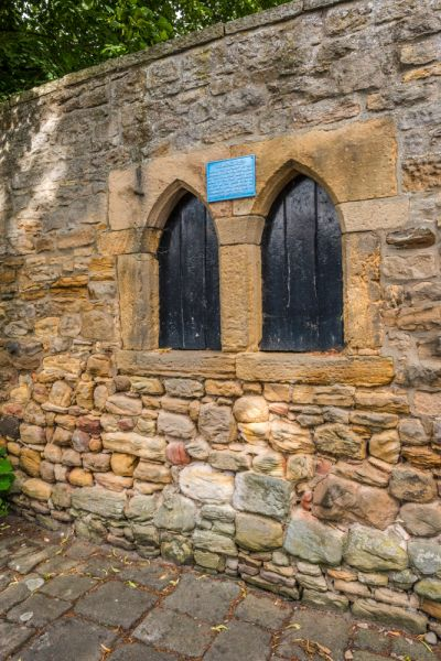 Corbridge photo, The King's Oven, a 14th century communal oven
