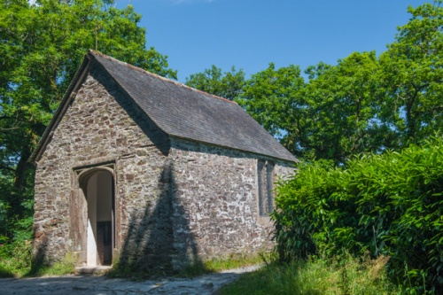 Chapel in the Woods, Cotehele