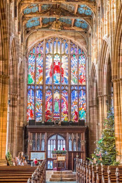 Coventry Holy Trinity Church History Amp Photos