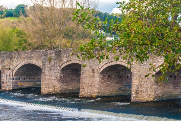 Crickhowell Bridge, 1706
