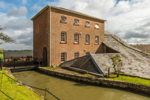 Crofton Beam Engines - the Pump House