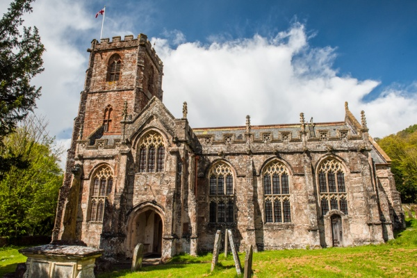 The Church of the Holy Ghost, Crowcombe