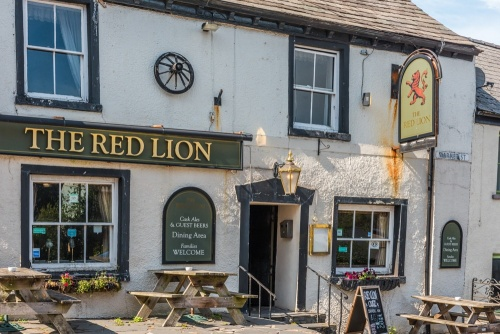 The Red Lion, Dalton-in-Furness