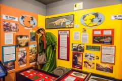 The Mary Anning exhibit