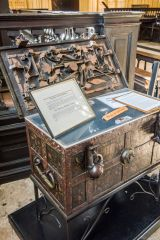 Bodleian Library, Thomas Bodley's Chest