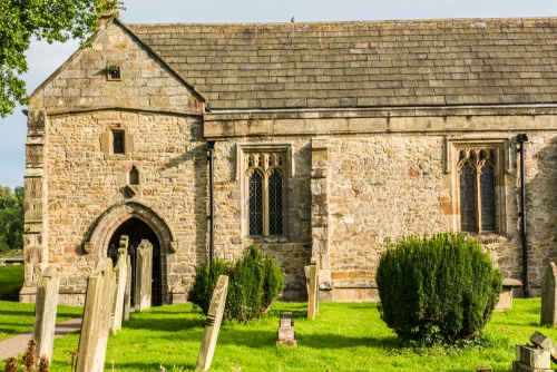 St Agatha's Church, Easby