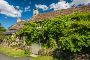 A pretty cottage in Eastleach Turville