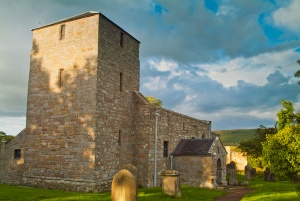 Edlingham church, Northumberland
