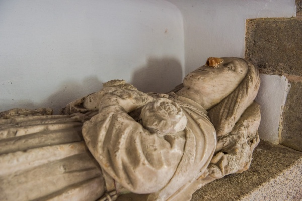 Effigy of Edward Hastings, Lord of Penheale  (d. 1510)