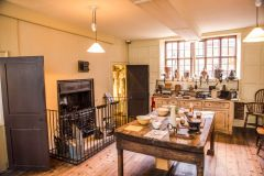 Elizabethan House Museum, The Victorian Kitchen