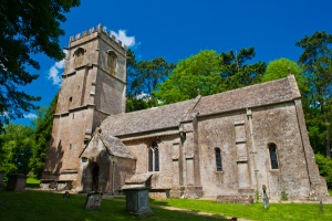 St John's church, Elkstone