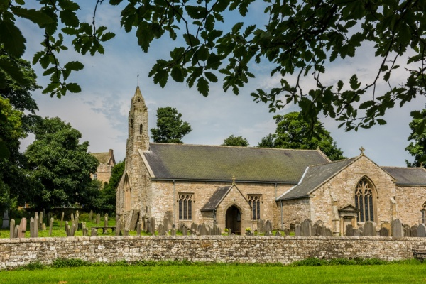 St Cuthbert's Church, Elsdon
