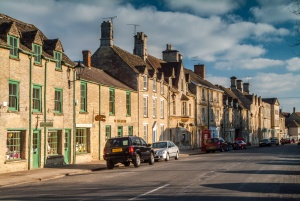 Fairford High Street