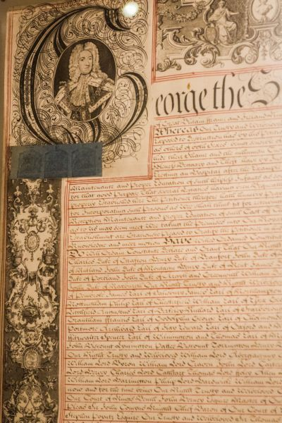 Foundling Museum photo, The Foundling Hospital's royal charter