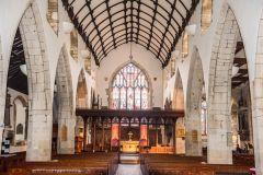 Fowey Cornwall St Fimbarrus Church History Amp Photos