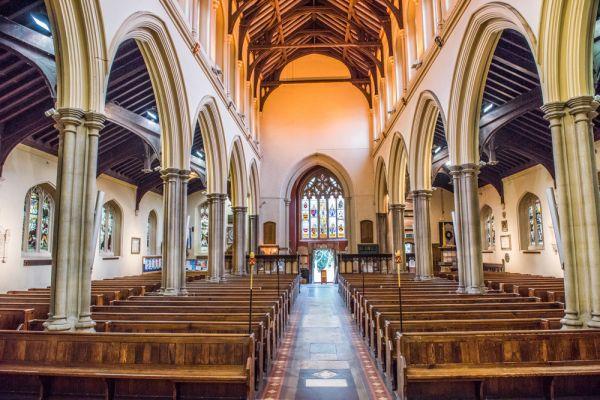 Fulham All Saints Church History Amp Photos