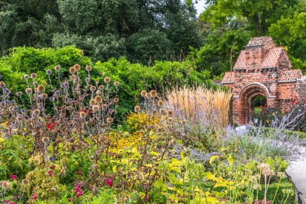 Fulham Palace Museum & Gardens photo, The walled garden