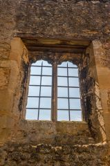 Godstow Abbey, Traceried chapel window