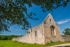 Godstow Abbey, The south-east chapel