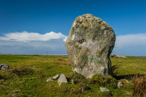 Gramsdale Standing Stones, Benbecula