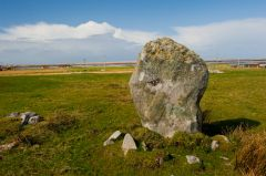Gramsdale Standing Stones, The stones come in different shapres and sizes