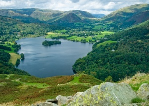 The Lakes of the English Lake District travel information