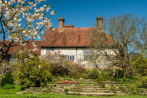 Great Dixter manor house